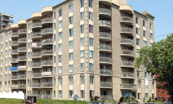 Palacio D'Anjou 7301 Beaubien E. Anjou, Qc
