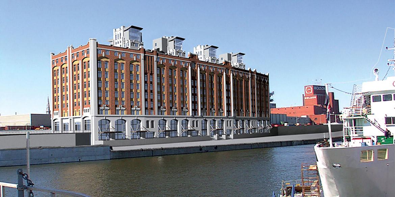 L'Heritage du Vieux Port - TRAMS